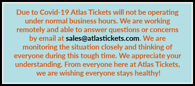 Atlas Tickets Home