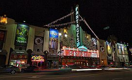 Pantages Theatre - CA